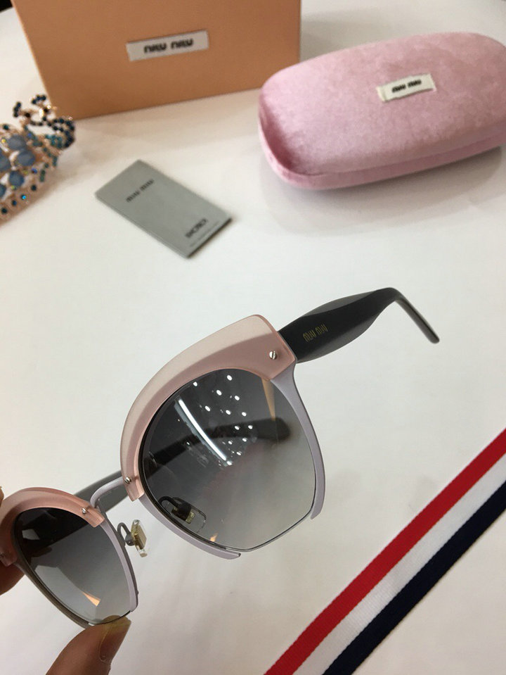 MiuMiu Newest Fashion Sunglasses Top Quality MM0028