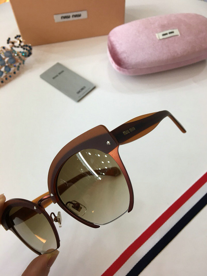 MiuMiu Newest Fashion Sunglasses Top Quality MM0029