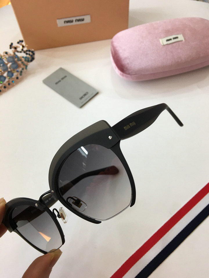 MiuMiu Newest Fashion Sunglasses Top Quality MM0032