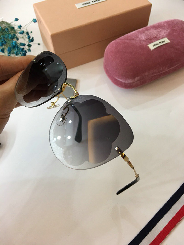 MiuMiu Newest Fashion Sunglasses Top Quality MM0036