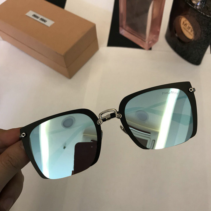 MiuMiu Newest Fashion Sunglasses Top Quality MM0044