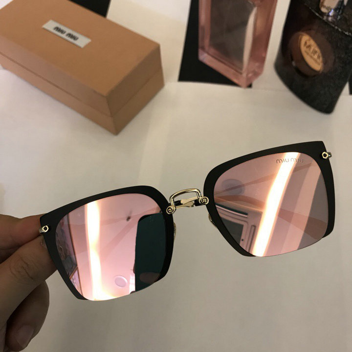 MiuMiu Newest Fashion Sunglasses Top Quality MM0045