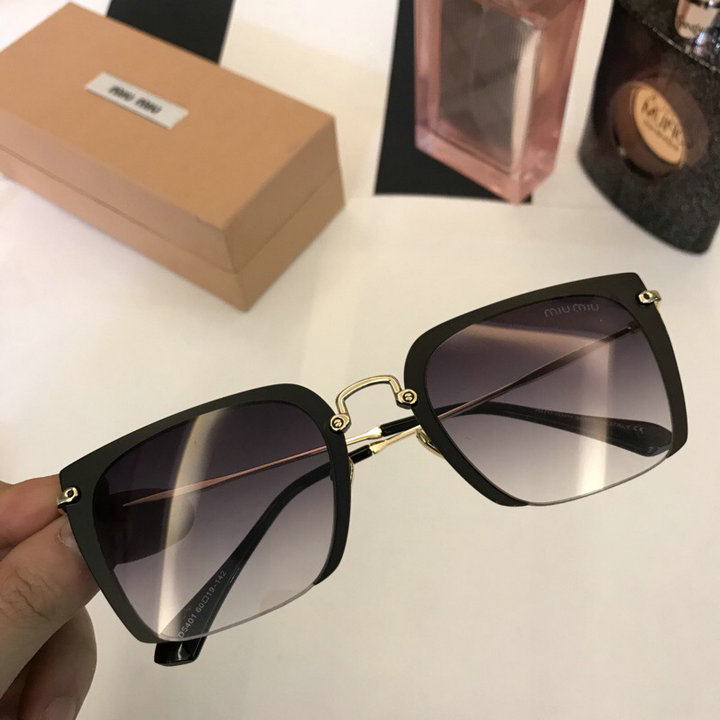 MiuMiu Newest Fashion Sunglasses Top Quality MM0047