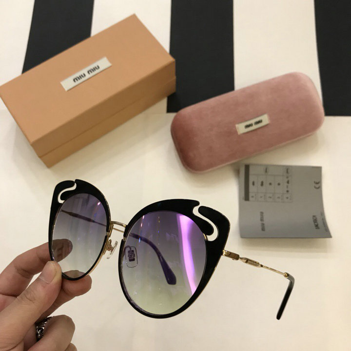 MiuMiu Newest Fashion Sunglasses Top Quality MM0051