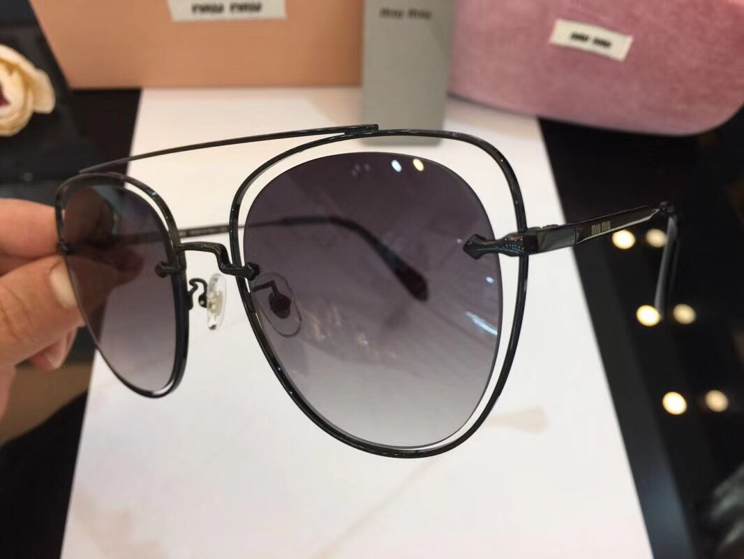 MiuMiu Newest Fashion Sunglasses Top Quality MM0062