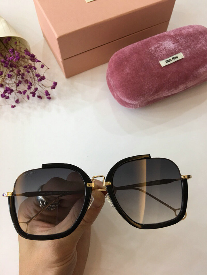 MiuMiu Newest Fashion Sunglasses Top Quality MM0063