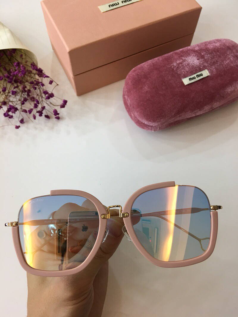 MiuMiu Newest Fashion Sunglasses Top Quality MM0065