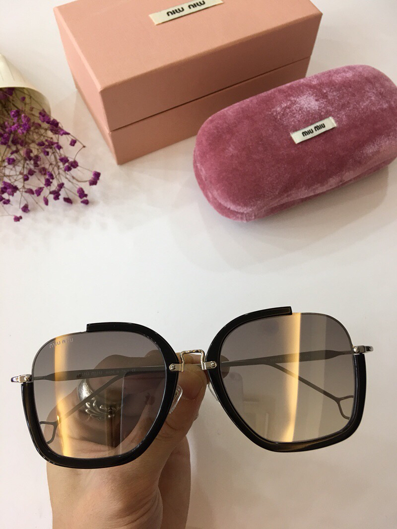 MiuMiu Newest Fashion Sunglasses Top Quality MM0066