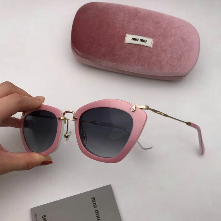 MiuMiu Newest Fashion Sunglasses Top Quality MM0068