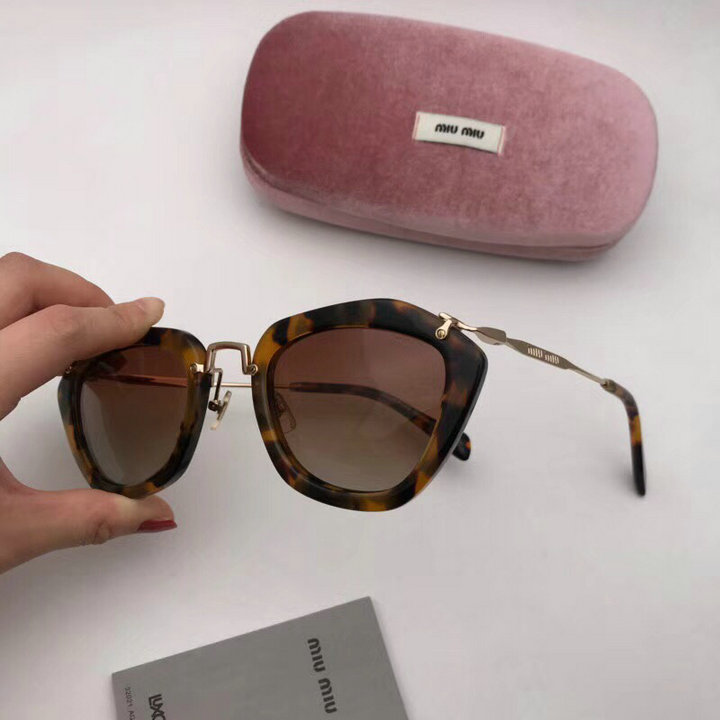 MiuMiu Newest Fashion Sunglasses Top Quality MM0069