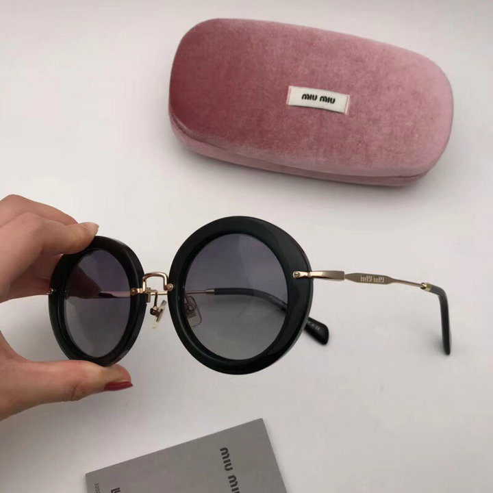 MiuMiu Newest Fashion Sunglasses Top Quality MM0070