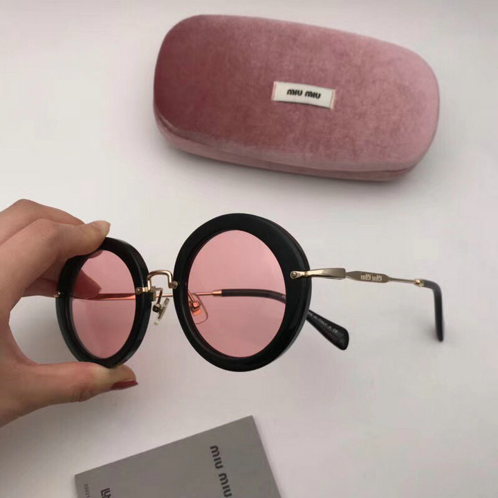 MiuMiu Newest Fashion Sunglasses Top Quality MM0071