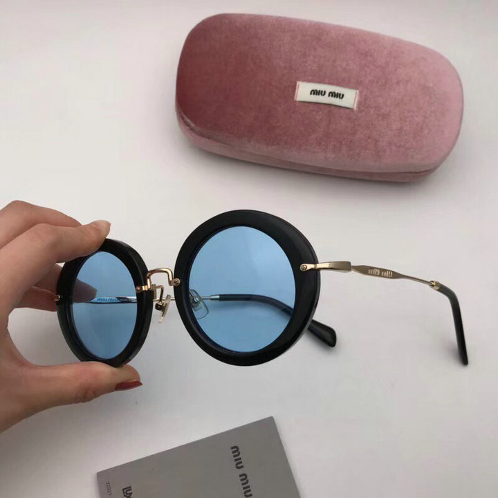 MiuMiu Newest Fashion Sunglasses Top Quality MM0073