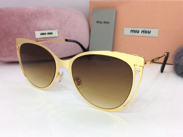 MiuMiu Newest Fashion Sunglasses Top Quality MM0074