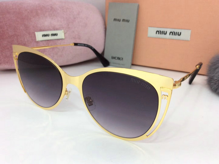 MiuMiu Newest Fashion Sunglasses Top Quality MM0075