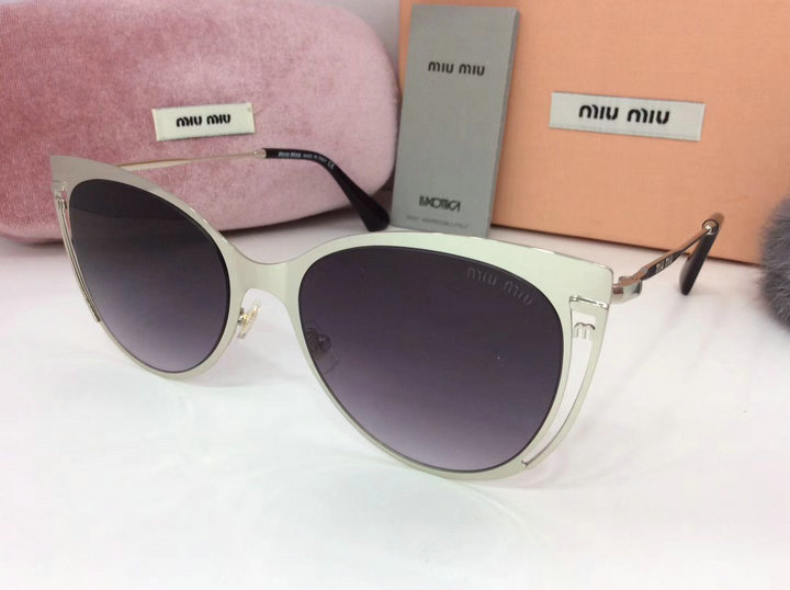 MiuMiu Newest Fashion Sunglasses Top Quality MM0076