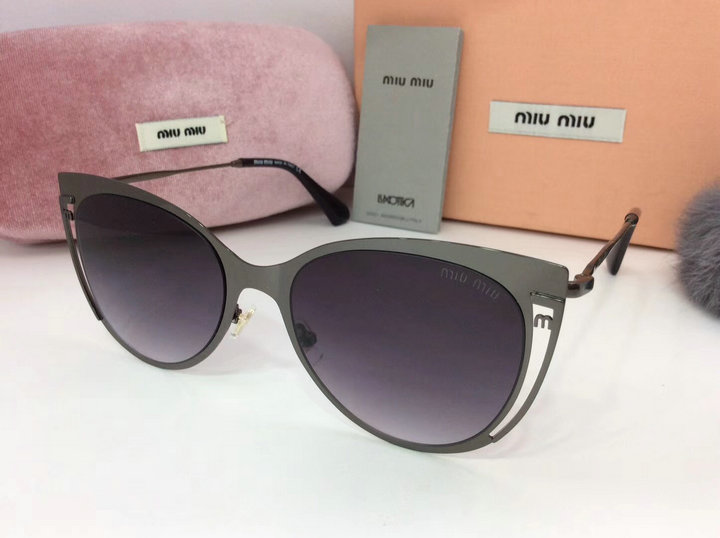 MiuMiu Newest Fashion Sunglasses Top Quality MM0077