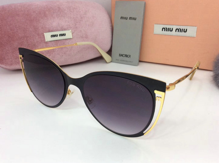 MiuMiu Newest Fashion Sunglasses Top Quality MM0078