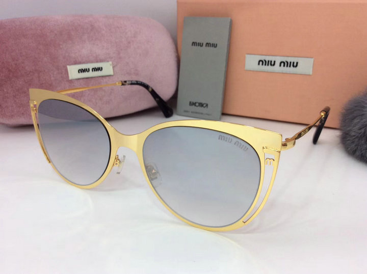 MiuMiu Newest Fashion Sunglasses Top Quality MM0079