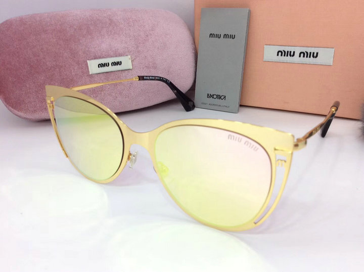 MiuMiu Newest Fashion Sunglasses Top Quality MM0080