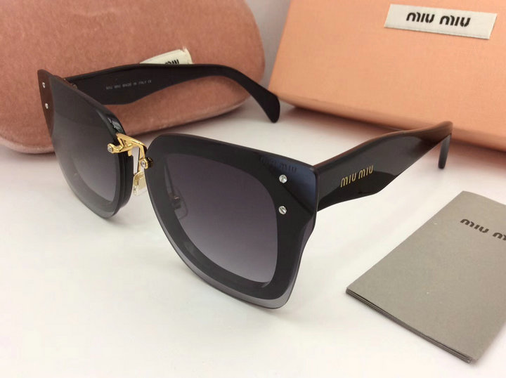 MiuMiu Newest Fashion Sunglasses Top Quality MM0081