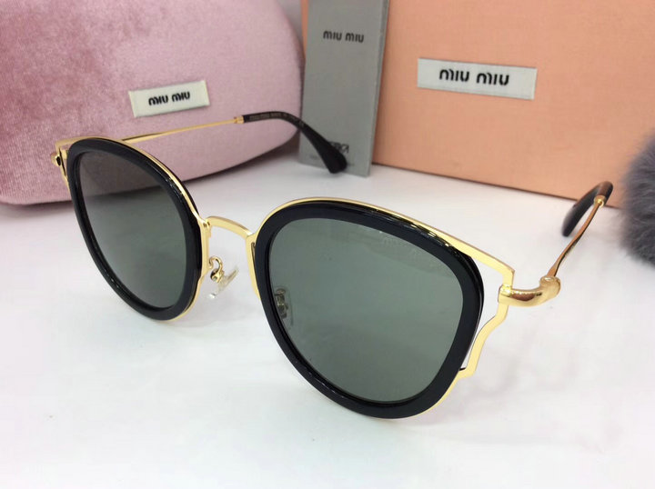 MiuMiu Newest Fashion Sunglasses Top Quality MM0082