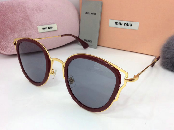 MiuMiu Newest Fashion Sunglasses Top Quality MM0084