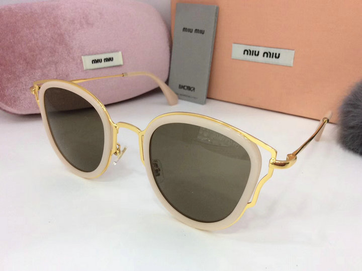MiuMiu Newest Fashion Sunglasses Top Quality MM0085