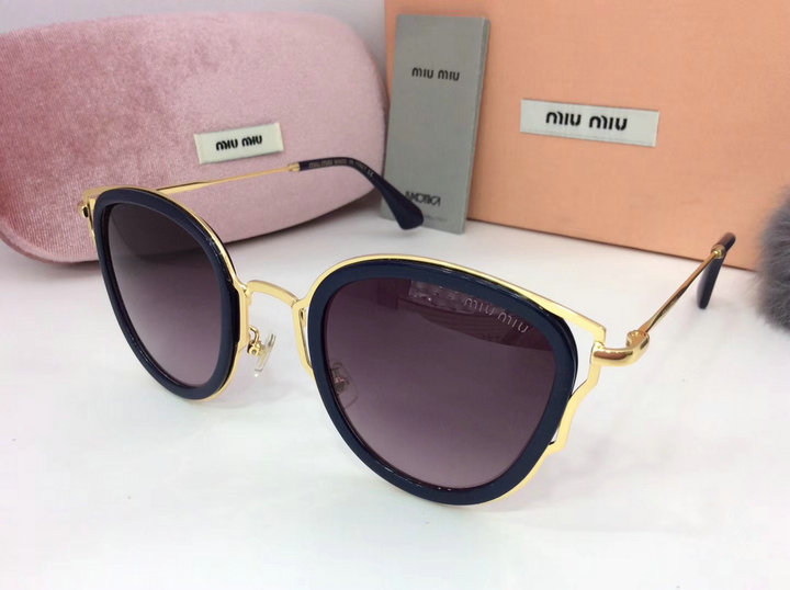 MiuMiu Newest Fashion Sunglasses Top Quality MM0086