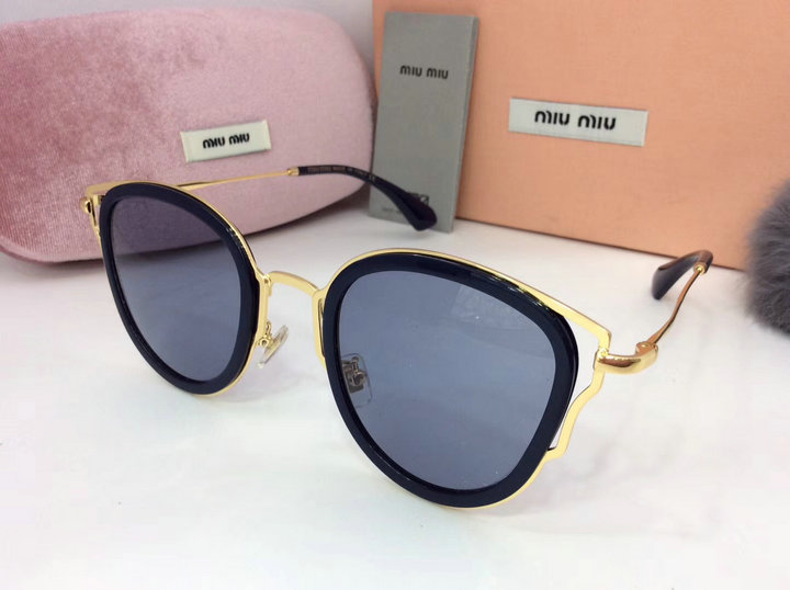 MiuMiu Newest Fashion Sunglasses Top Quality MM0087
