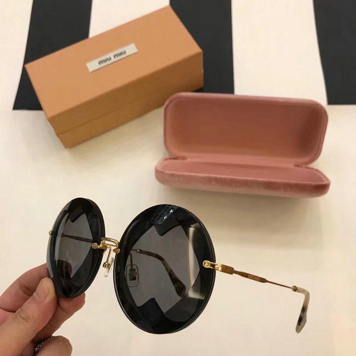 MiuMiu Newest Fashion Sunglasses Top Quality MM0088