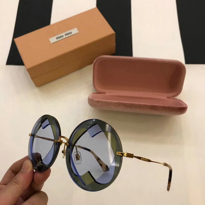 MiuMiu Newest Fashion Sunglasses Top Quality MM0089