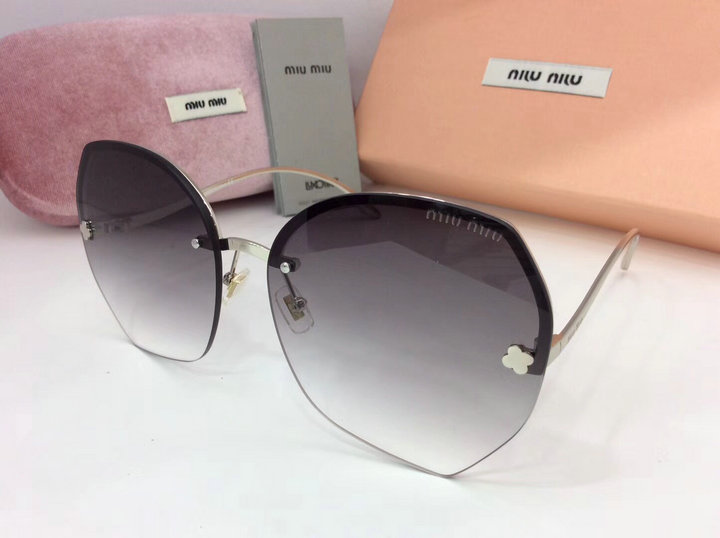 MiuMiu Newest Fashion Sunglasses Top Quality MM0094
