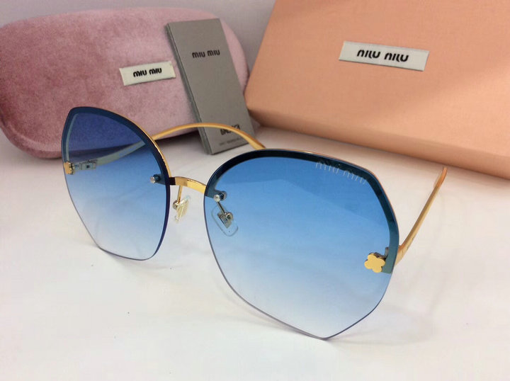MiuMiu Newest Fashion Sunglasses Top Quality MM0096