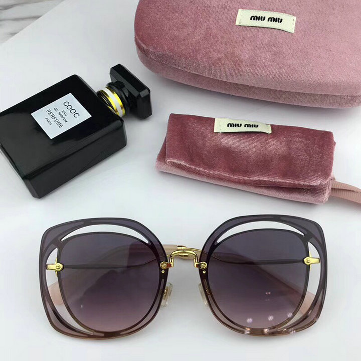 MiuMiu Newest Fashion Sunglasses Top Quality MM0098