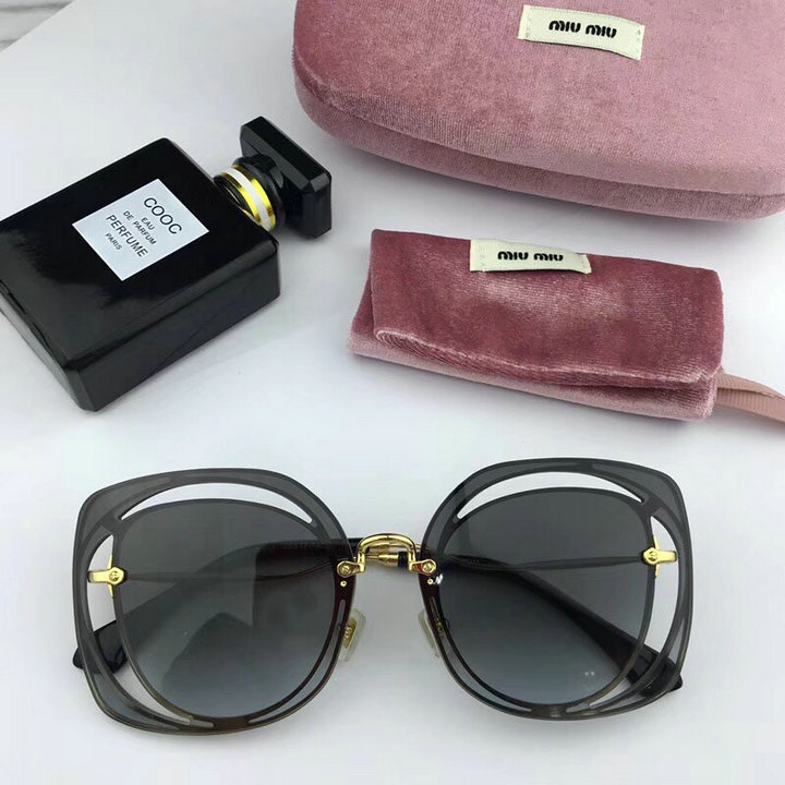 MiuMiu Newest Fashion Sunglasses Top Quality MM0099