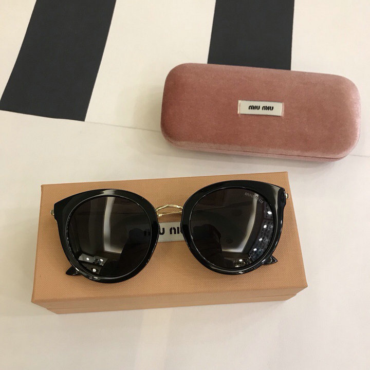 MiuMiu Newest Fashion Sunglasses Top Quality MM0104