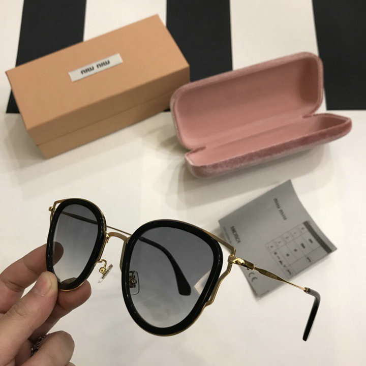 MiuMiu Newest Fashion Sunglasses Top Quality MM0108