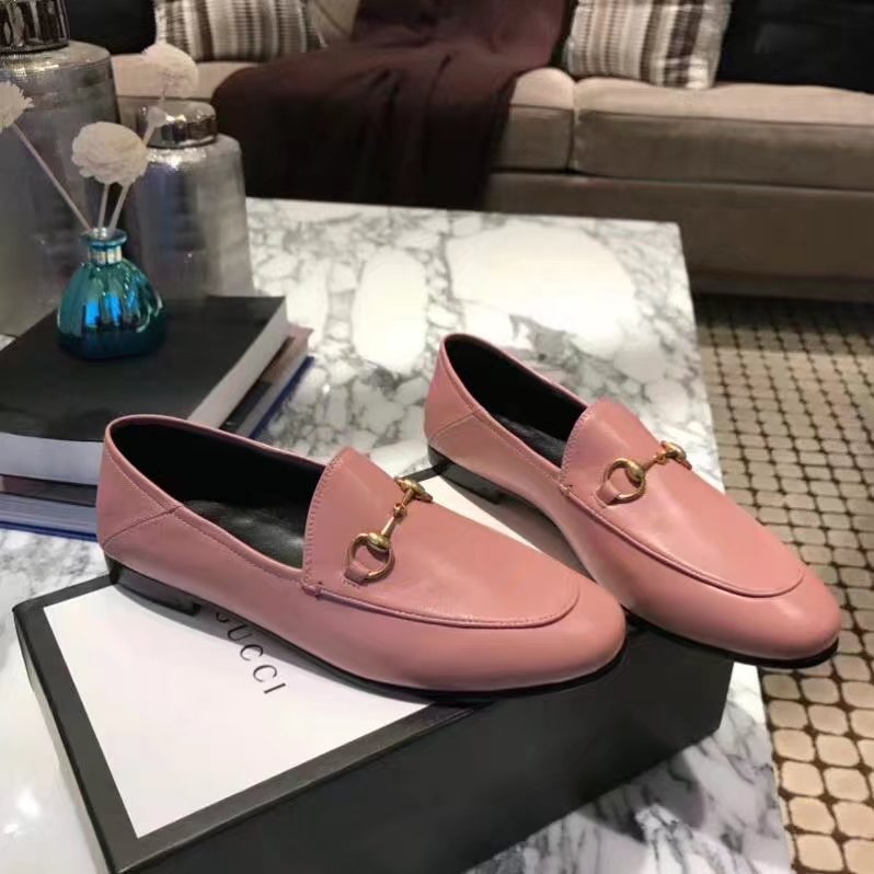Gucci women shoes GG1300LY pink