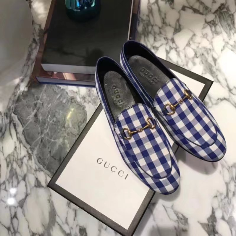 Gucci women shoes GG1300LY blue