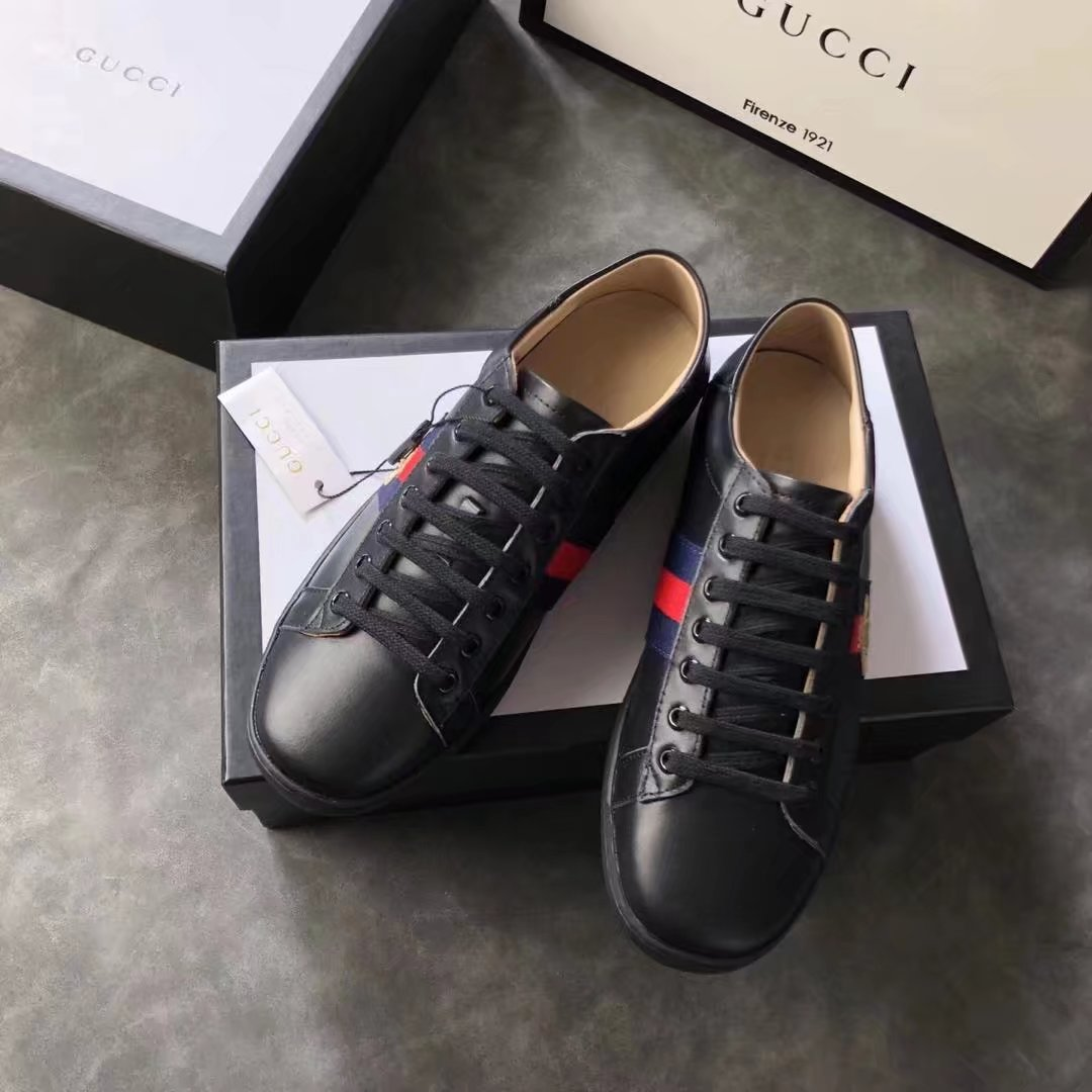 Gucci Lovers shoes GG1322H black