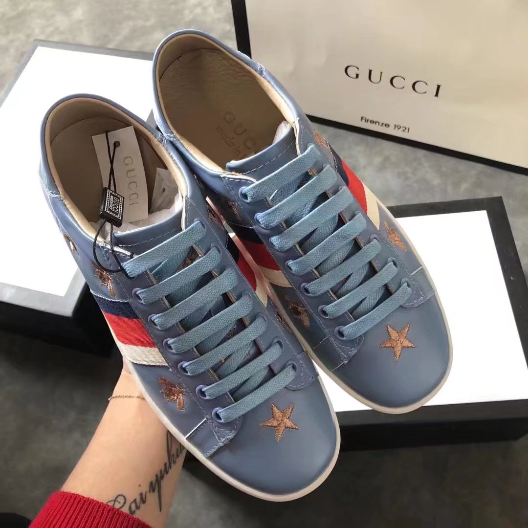 Gucci Lovers shoes GG1312H blue