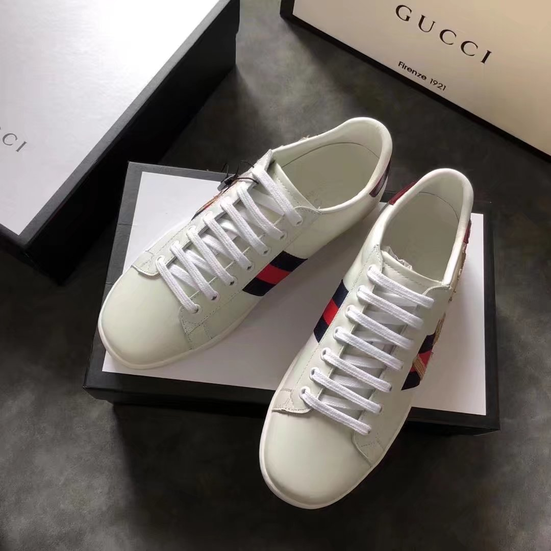 Gucci Lovers shoes GG1323H white