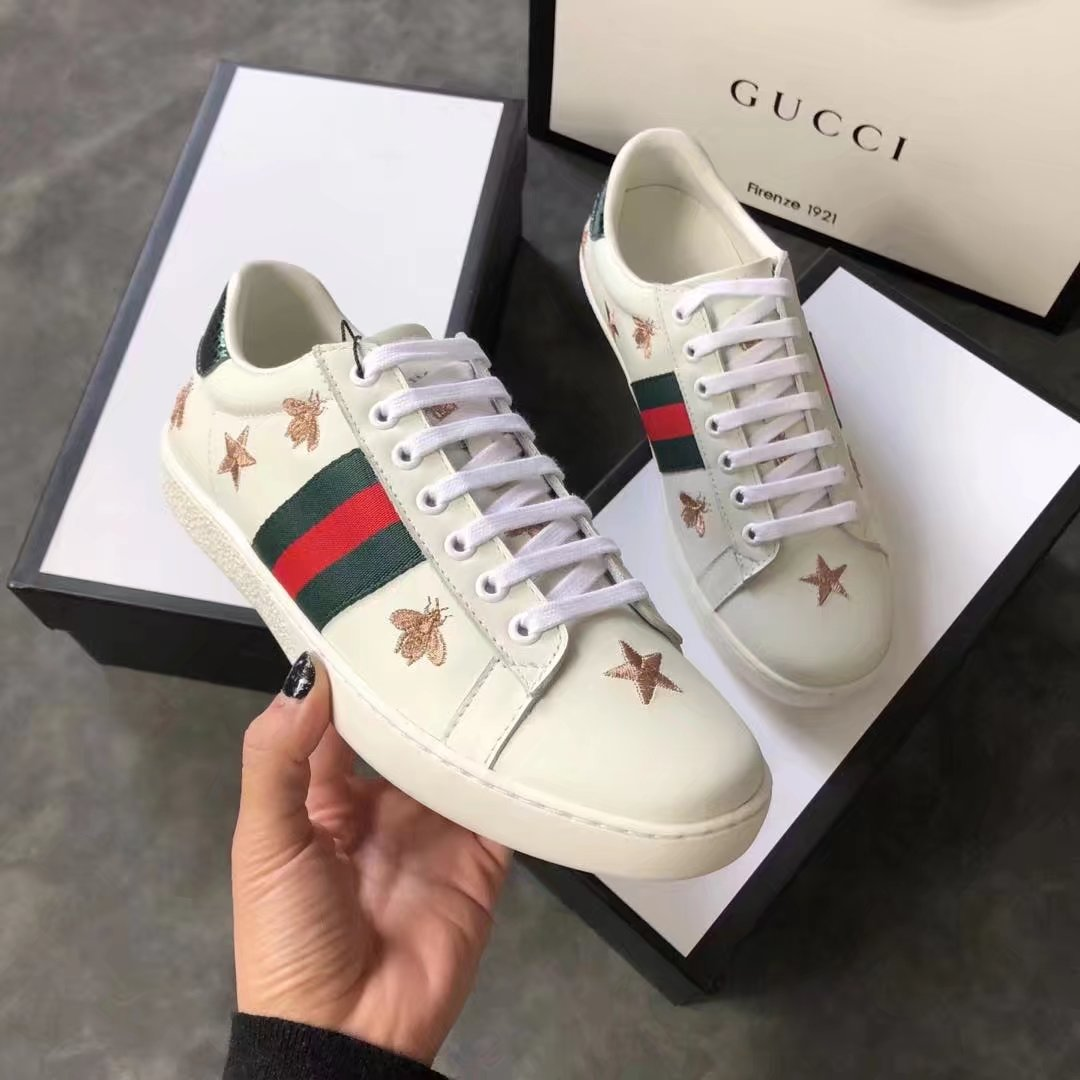 Gucci Lovers shoes GG1305H white