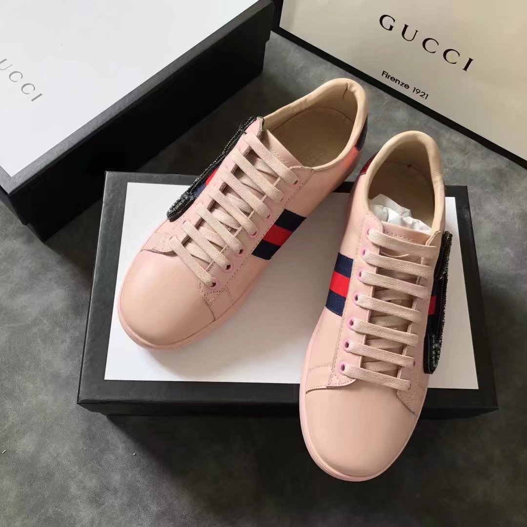 Gucci Lovers shoes GG1307H pink