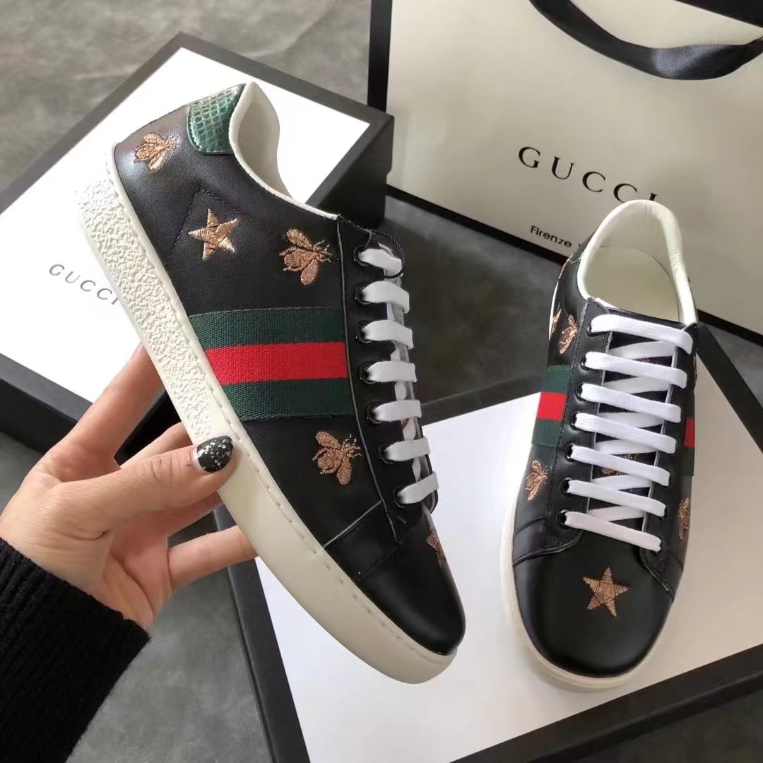 Gucci Lovers shoes GG1305H black
