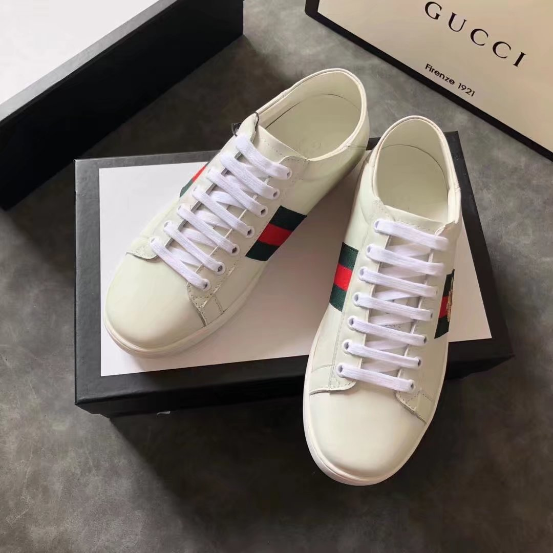 Gucci Lovers shoes GG1322H white