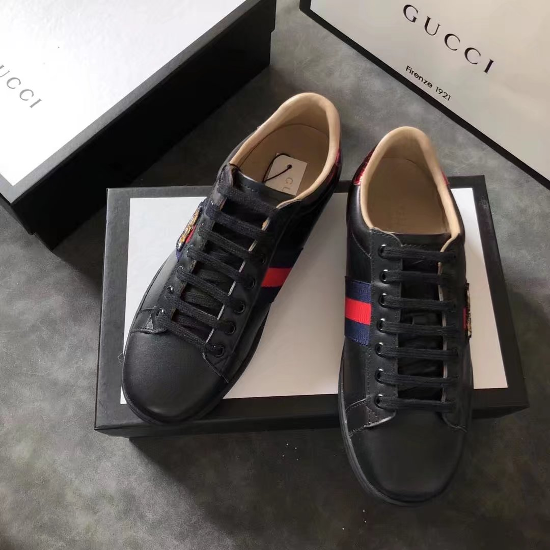 Gucci Lovers shoes GG1309H black