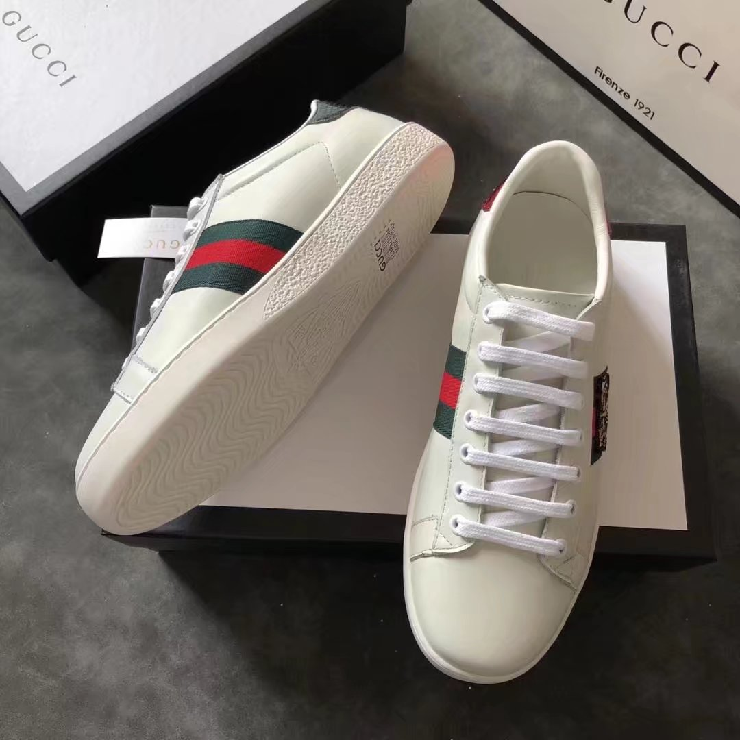 Gucci Lovers shoes GG1309H white