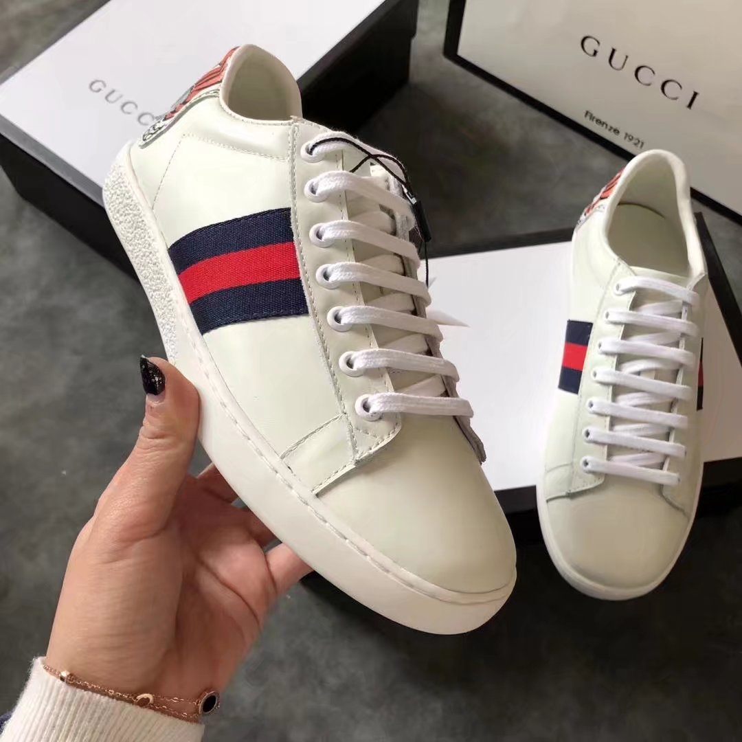 Gucci Lovers shoes GG1323 white